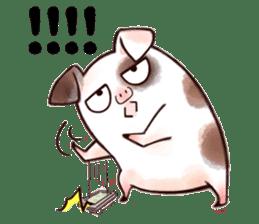 Ko Ko Pig sticker #8964759