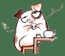 Ko Ko Pig sticker #8964763