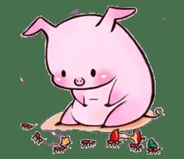 Ko Ko Pig sticker #8964767