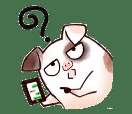 Ko Ko Pig sticker #8964769