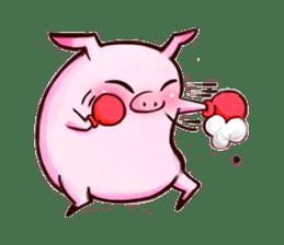 Ko Ko Pig sticker #8964772