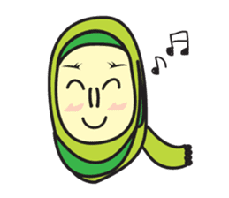 Romli & Aminah sticker #8965569