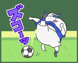"""Nikkan Sports: Blueo"" Stickers 2 sticker #8972982"