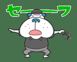 """Nikkan Sports: Blueo"" Stickers 2 sticker #8972993"