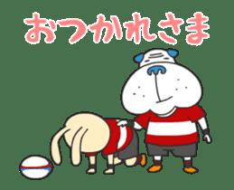 """Nikkan Sports: Blueo"" Stickers 2 sticker #8973007"