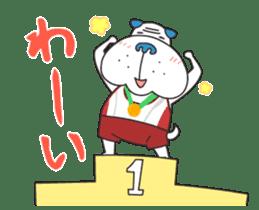 """Nikkan Sports: Blueo"" Stickers 2 sticker #8973012"