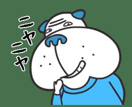 """Nikkan Sports: Blueo"" Stickers 2 sticker #8973013"