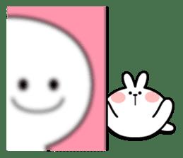 "Spoiled Rabbit ""LOOK"" sticker #8980902"