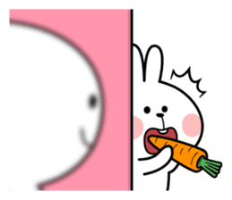 "Spoiled Rabbit ""LOOK"" sticker #8980903"