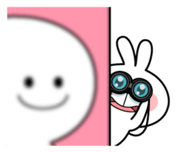 "Spoiled Rabbit ""LOOK"" sticker #8980904"