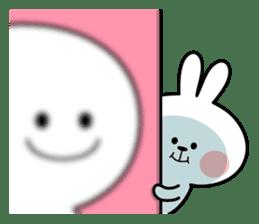 "Spoiled Rabbit ""LOOK"" sticker #8980906"