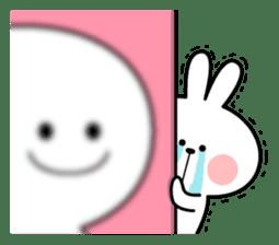 "Spoiled Rabbit ""LOOK"" sticker #8980907"