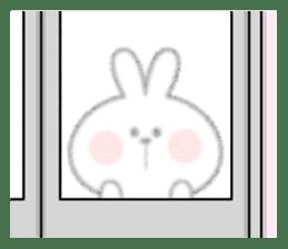 "Spoiled Rabbit ""LOOK"" sticker #8980909"