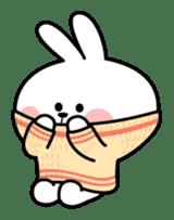 "Spoiled Rabbit ""LOOK"" sticker #8980910"