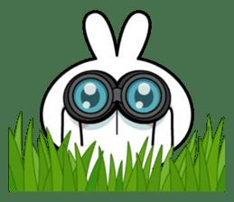 "Spoiled Rabbit ""LOOK"" sticker #8980916"