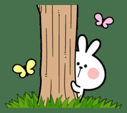 "Spoiled Rabbit ""LOOK"" sticker #8980917"