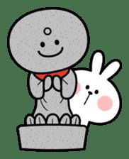"Spoiled Rabbit ""LOOK"" sticker #8980918"