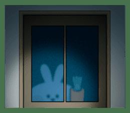 "Spoiled Rabbit ""LOOK"" sticker #8980928"