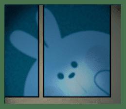 "Spoiled Rabbit ""LOOK"" sticker #8980929"