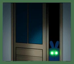 "Spoiled Rabbit ""LOOK"" sticker #8980930"