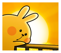 "Spoiled Rabbit ""LOOK"" sticker #8980932"