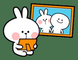 "Spoiled Rabbit ""LOOK"" sticker #8980935"