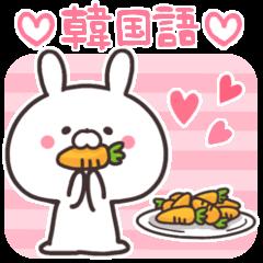 Korean rabbit!
