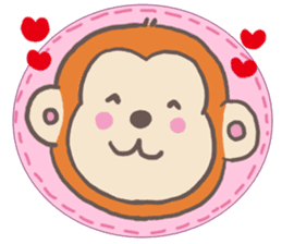 2016 cute animals stickers sticker #8988257