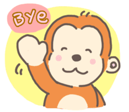 2016 cute animals stickers sticker #8988276