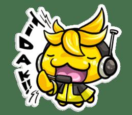 Tako: Daily Chat Edition (ID) sticker #8990699