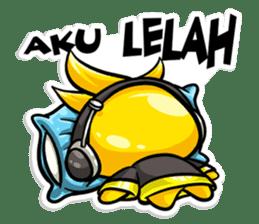 Tako: Daily Chat Edition (ID) sticker #8990710