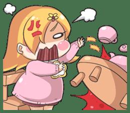 Lily & Marigold (Kindergarten) sticker #8991121