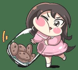 Lily & Marigold (Kindergarten) sticker #8991125