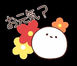 Suzume-san and Enaga-chan 2 sticker #9005779