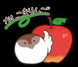 Suzume-san and Enaga-chan 2 sticker #9005782