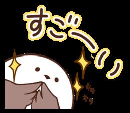 Suzume-san and Enaga-chan 2 sticker #9005803