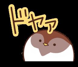 Suzume-san and Enaga-chan 2 sticker #9005808
