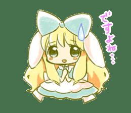 Picture book of Alice 2 sticker #9010046