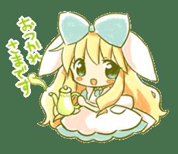 Picture book of Alice 2 sticker #9010055