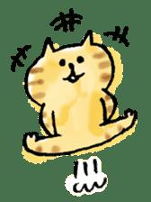 Lazy Nyansuke 2 sticker #9010898
