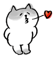 Lazy Nyansuke 2 sticker #9010902
