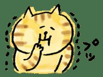 Lazy Nyansuke 2 sticker #9010914