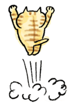 Lazy Nyansuke 2 sticker #9010919