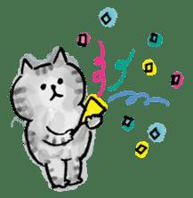Lazy Nyansuke 2 sticker #9010925