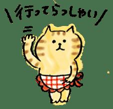 Lazy Nyansuke 2 sticker #9010926