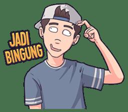 Anak Gahol sticker #9016301