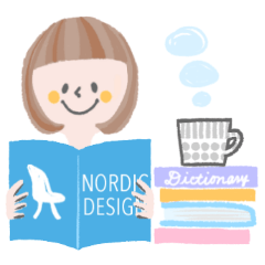 Lovely Nordic Stickers