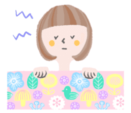 Lovely Nordic Stickers sticker #9019556