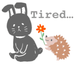 Lovely Nordic Stickers sticker #9019564