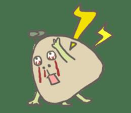 Potato Bro sticker #9023021
